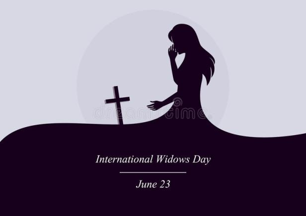 Image result for international widows' day