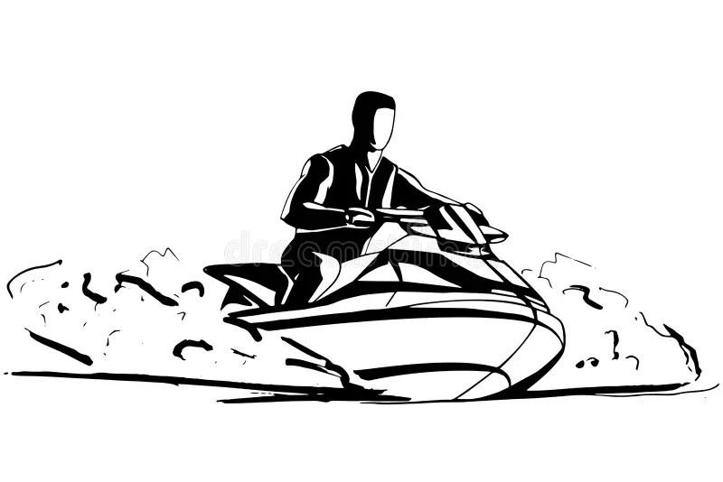 Cosasporsu Nombre: 20+ New For Simple Jet Ski Drawing