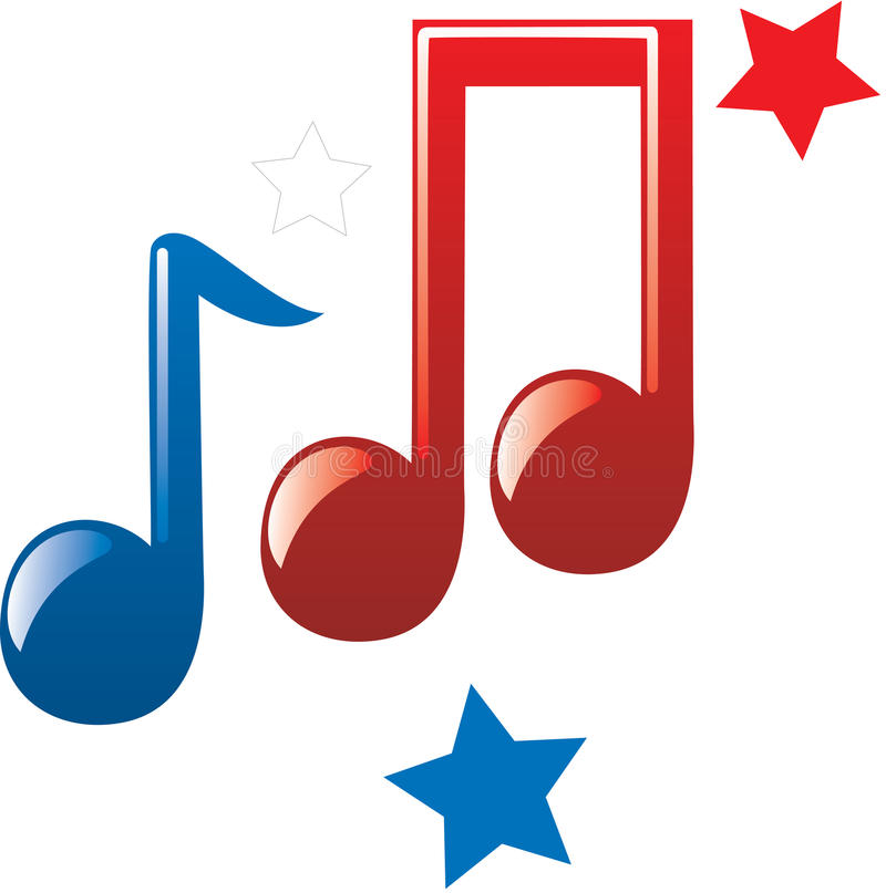 July 4th Icons Stock Image Image 15211791