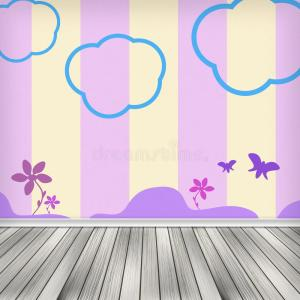 background empty interior floor wall laeacco backdrops photographic clouds customized stripe backgrounds