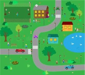 Kids Town Map Stock Illustrations 225 Kids Town Map Stock Illustrations Vectors & Clipart Dreamstime