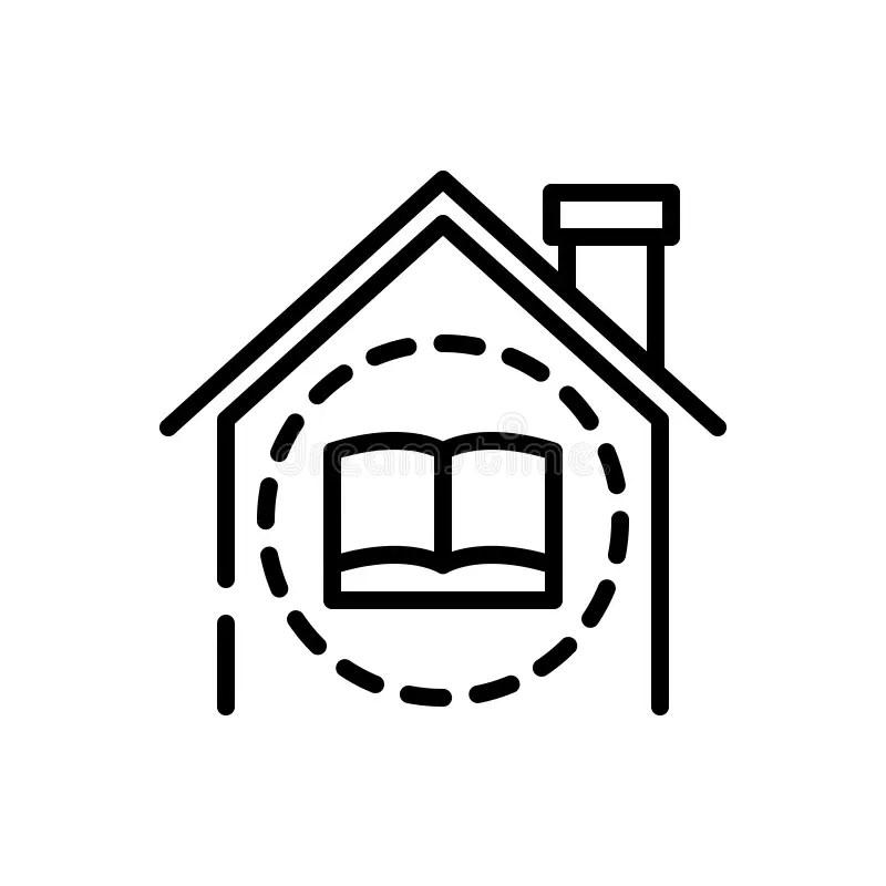Firma Manual Negra Para Los Documentos Aislados En El