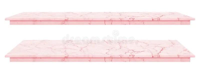 marbre surface rose de plan de travail