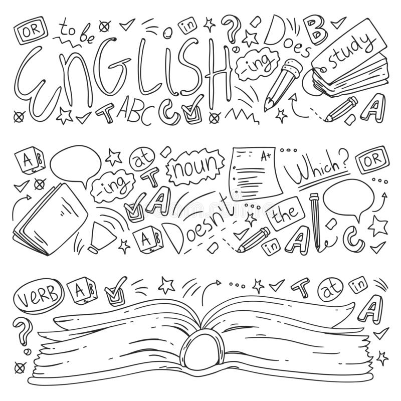 Language School For Adult, Kids. English Courses, Class