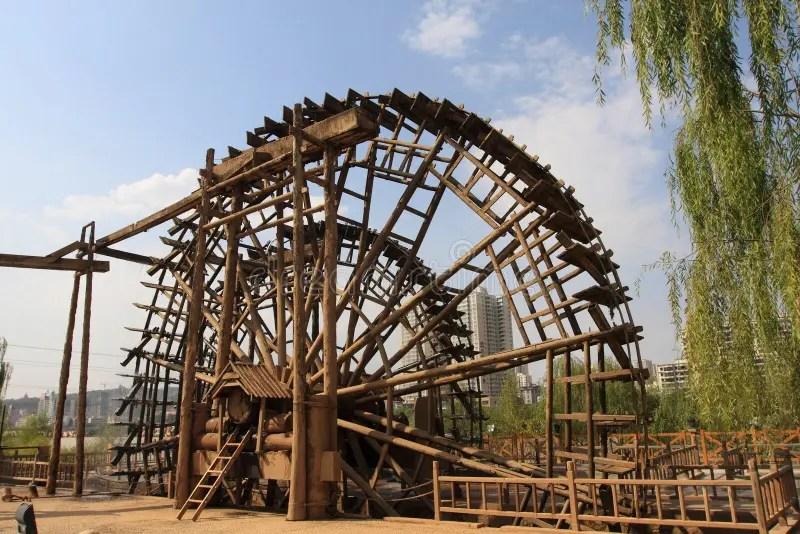 Wooden Waterwheel Plans Free