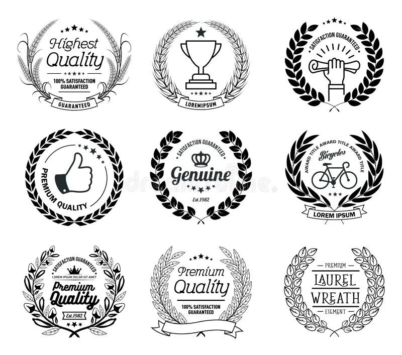 Basic heraldry shields stock vector. Illustration of curve