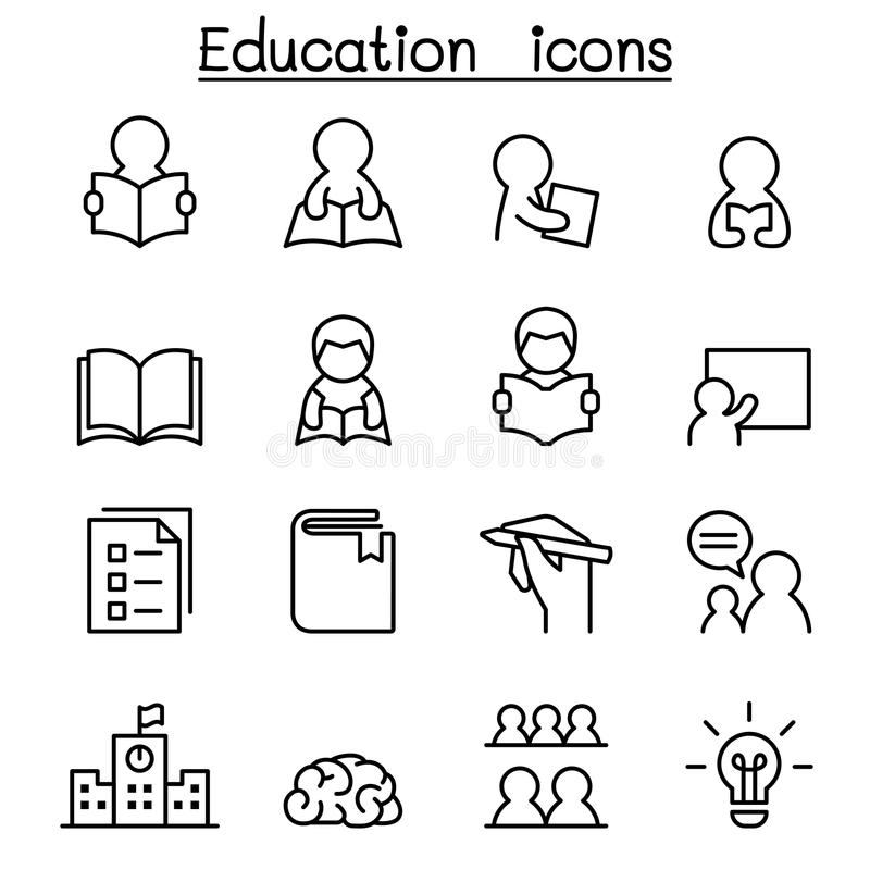 Setup, Configuration, Maintenance & Installation Icon Set