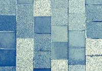 Light Blue Marble Tiles Texture Stock Image - Image of ...