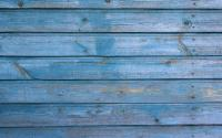 Light Blue Wooden House Wall With Peeling Paint, Texture ...