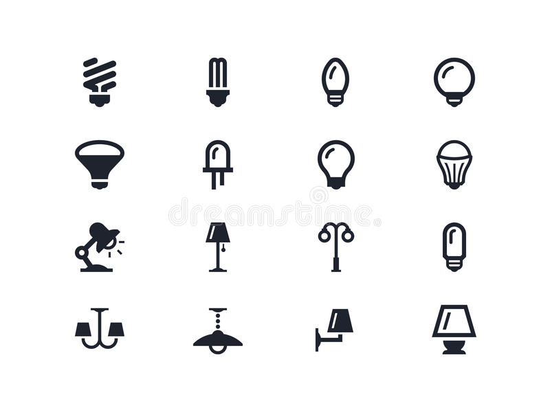 Emotion icons stock vector. Illustration of fear, curious