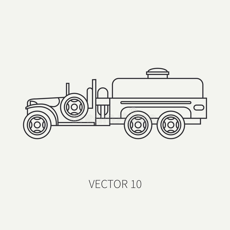 Army truck stock illustration. Illustration of force