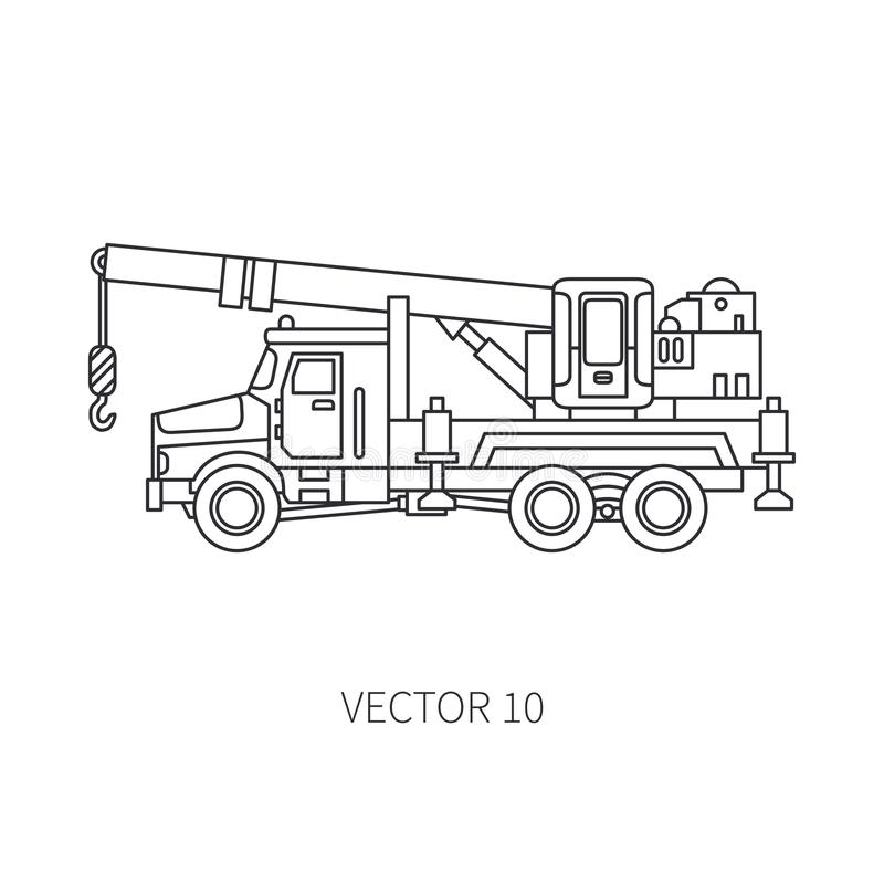Vector Auto Stock Illustrations