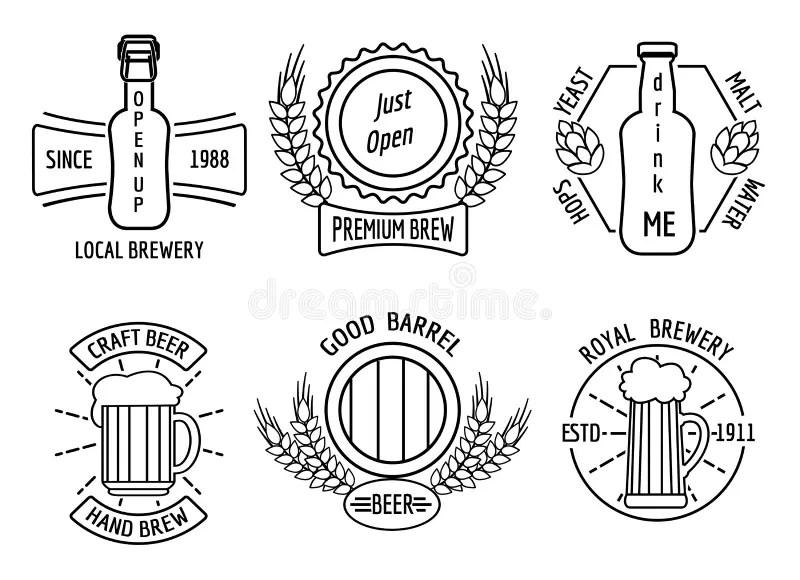 Hops vector stock vector. Illustration of brew, gardening