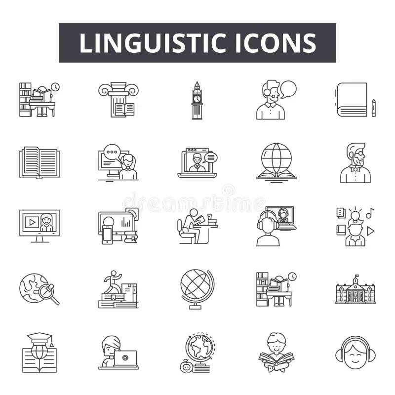 Linguistic Stock Illustrations
