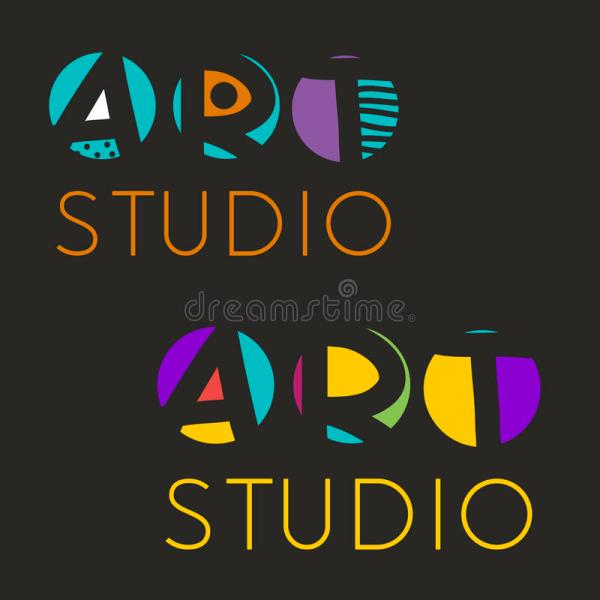 Art Studio Logo Design