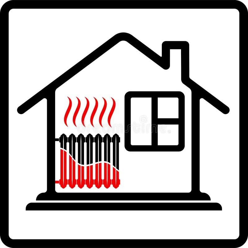 Heater cost stock illustration. Illustration of dollar