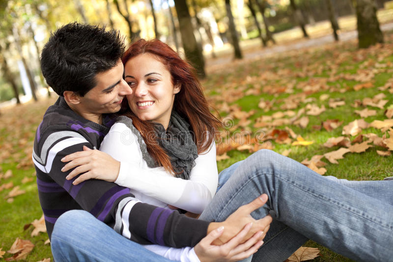 Cute Hug Wallpapers Free Download Love And Affection Between A Young Couple Stock Photo