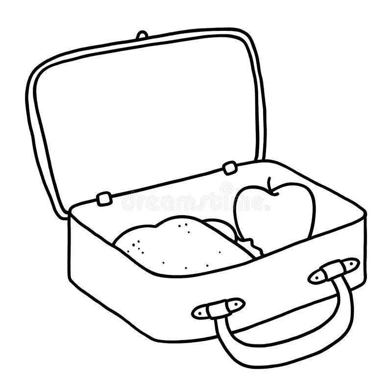 Feed Bag Outline