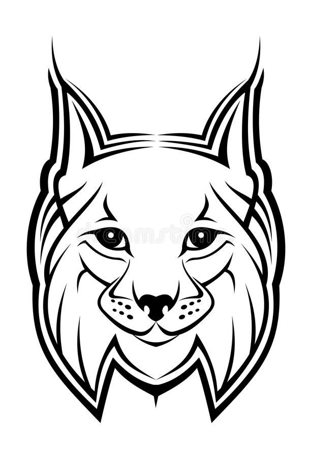 Lynx Mascot Royalty Free Stock Photo  Image 10611795