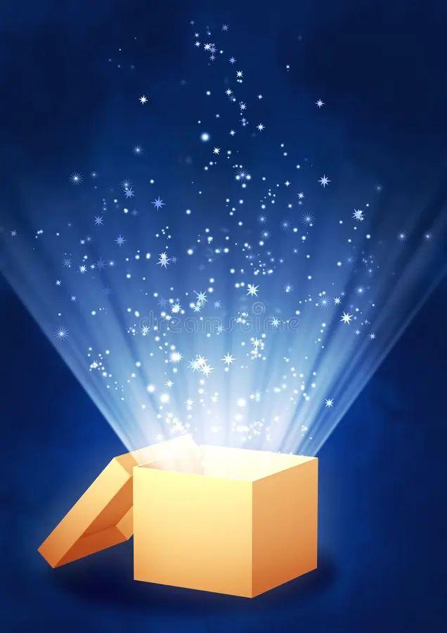 magic box vector