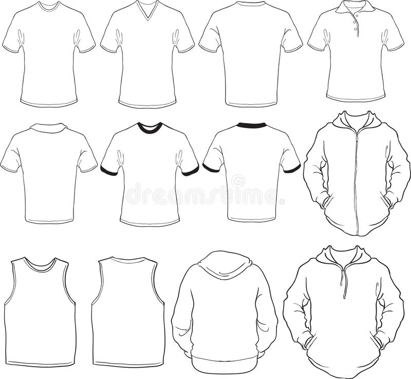13 Hoodie Design Template Images
