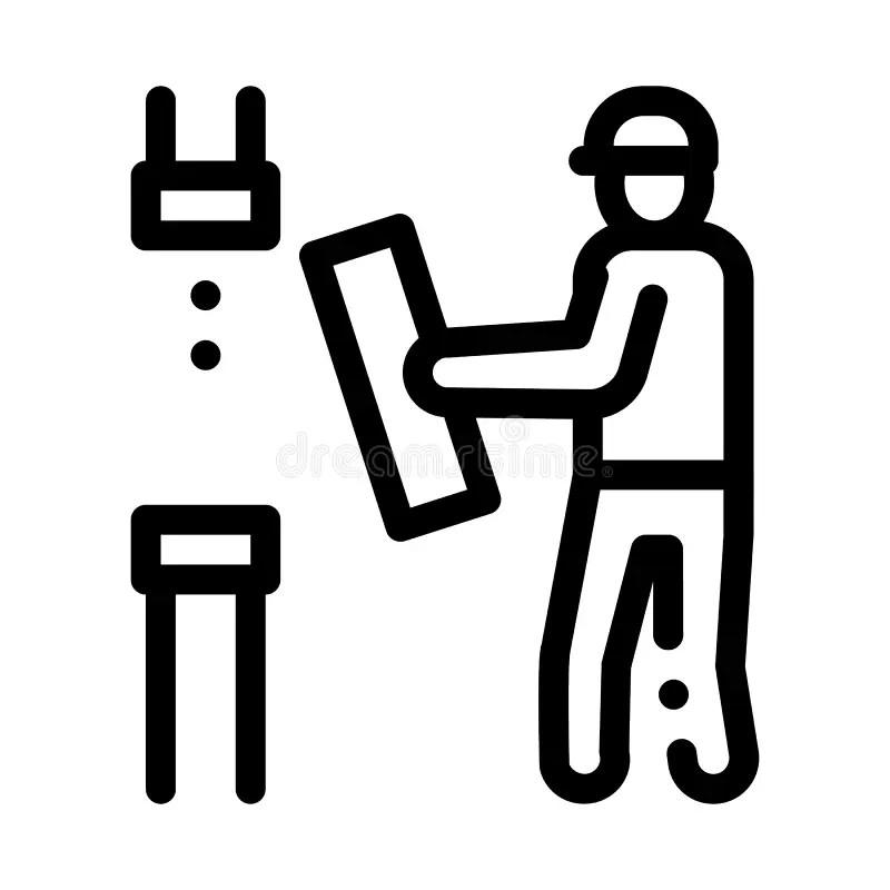 Profession change icon stock vector. Illustration of