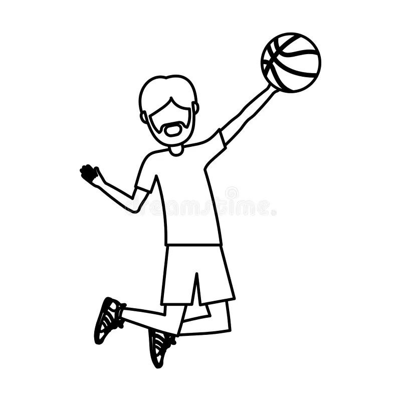 Basketball design stock vector. Illustration of frame