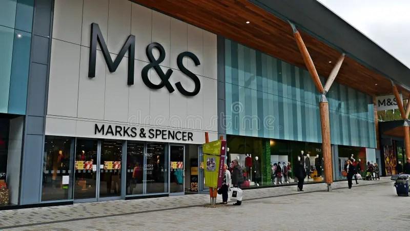 Marks & Spencer. hong kong editorial stock image. Image of shop - 35645224