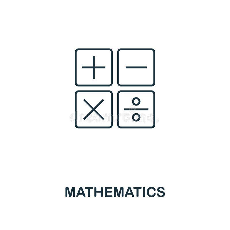 Formulas Maths On Old Paper In Vector Stock Vector