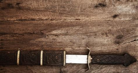 medieval background concept sword hilt wooden tiles mediaeval broad preview roleplaying