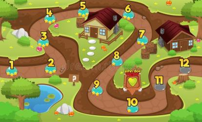 medieval level village map game creating puzzle adventure games