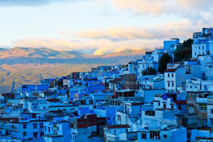 Image result for Chefchaouen