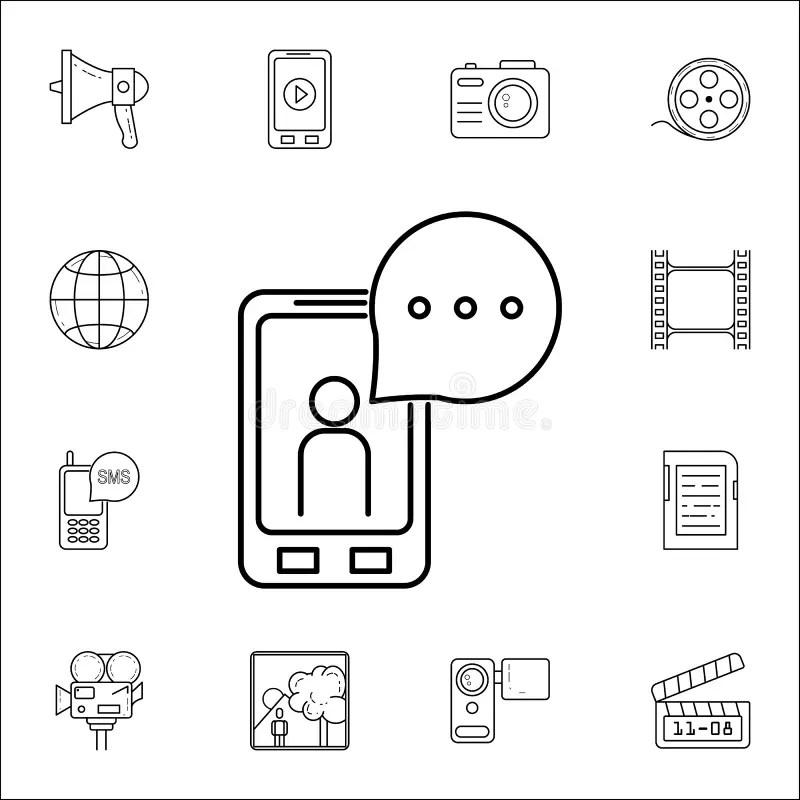 Smart Headphones Stock Illustrations