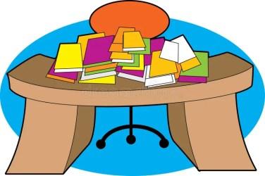 Messy Desk Stock Illustrations 1 113 Messy Desk Stock Illustrations Vectors & Clipart Dreamstime