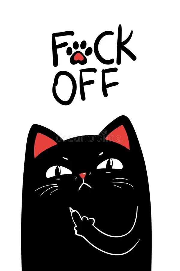 Cat Holding Up Middle Finger : holding, middle, finger, Middle, Finger, Doodle, Stock, Illustrations, Illustrations,, Vectors, Clipart, Dreamstime
