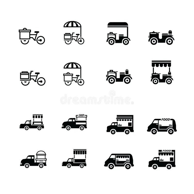 Chef bicycle stock illustration. Illustration of