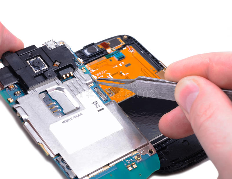 Speakers Circuit On Mobile Phones Free Cellphone Repair Tutorials