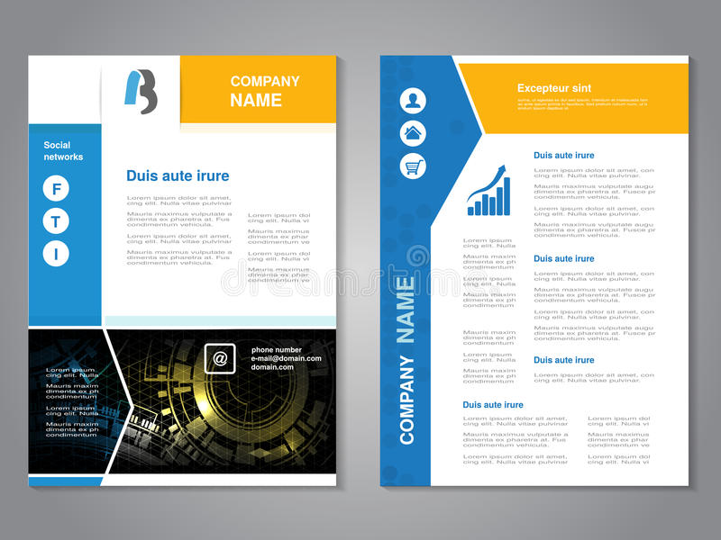 Modern Brochure Ideal Vistalist Co