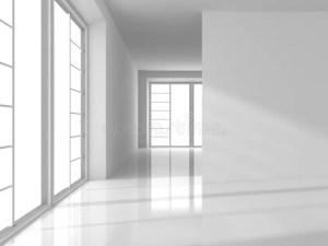 empty lege witte zolder ruimte ontwerp zaal achtergrond moderne