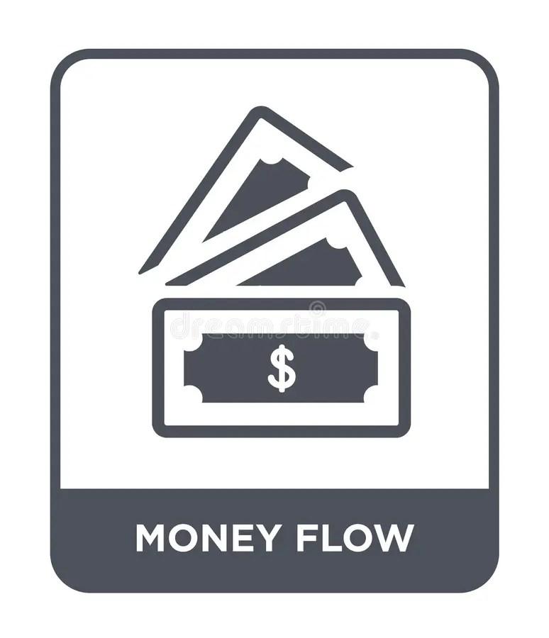 Cash Flow Cycle stock illustration. Illustration of