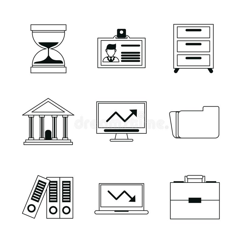 Portfolio Icons. Elements Of Human Web Colored Icons