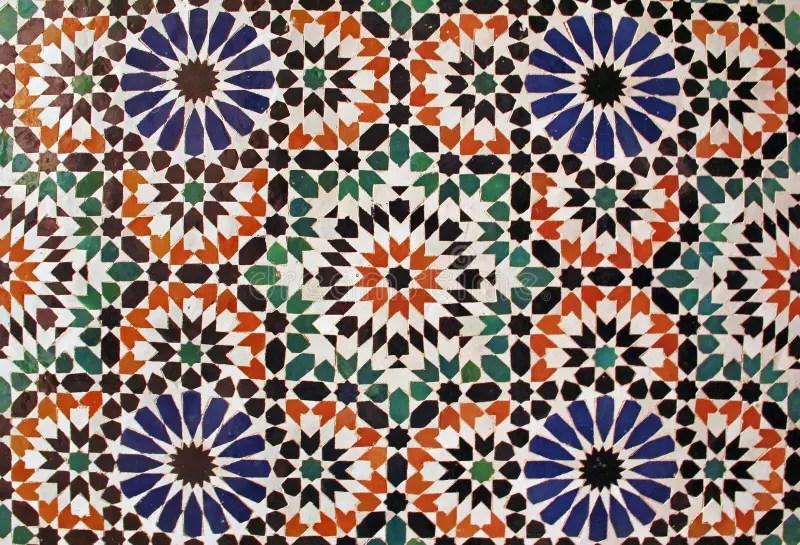 moroccan mosaic tile ceramic