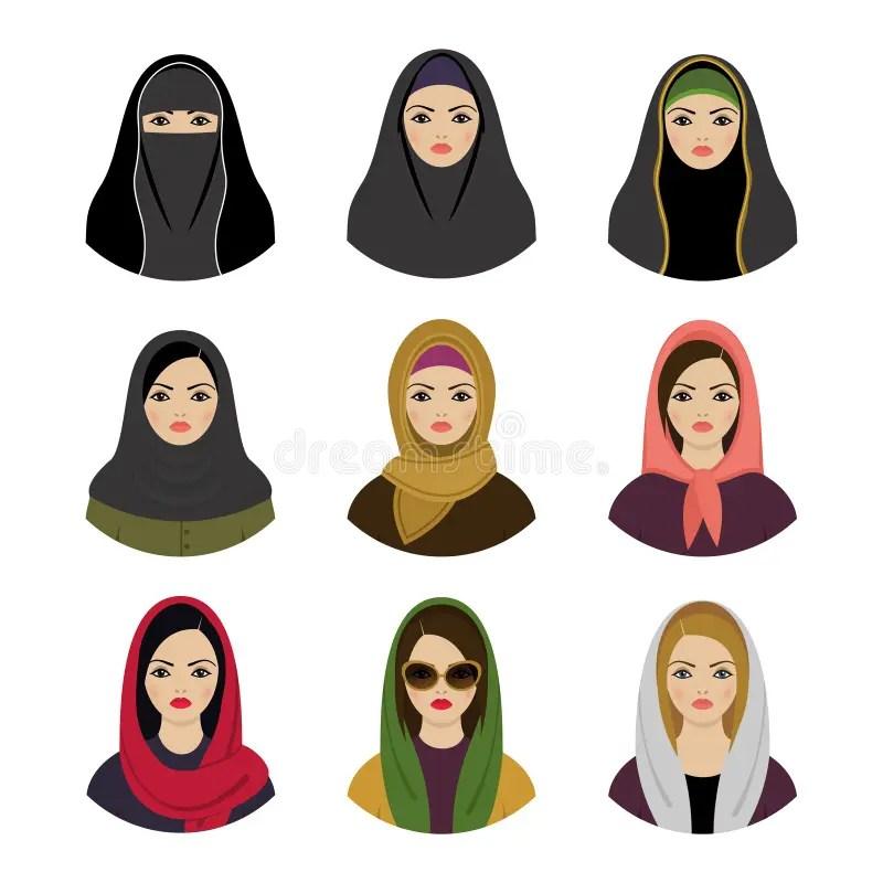"""i'm not forcing my hijab on others, i'm not even preaching my. Moslemischer Mädchenavatara Asiatisches Moslemisches ..."