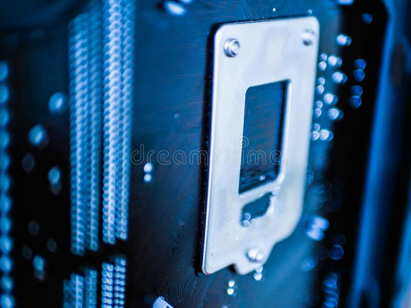 2011 The Science Museum Integrated Circuit Board Photograph