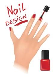 nail polish design. buity salon