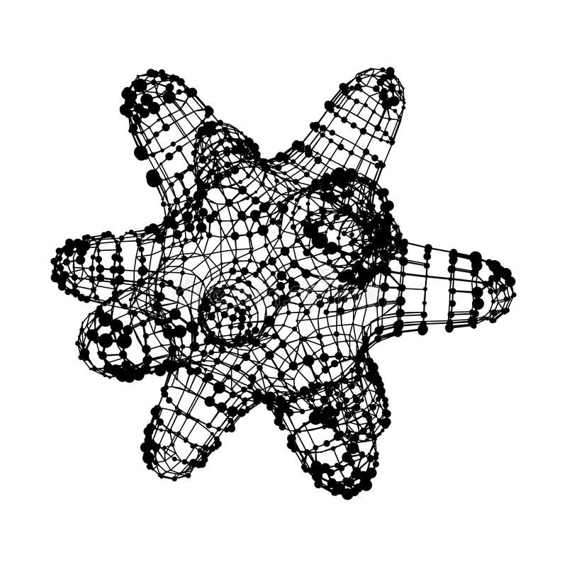 Nanomedicine Stock Illustrations