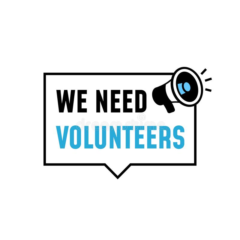 Need Volunteers For Soup Kitchen Vertical Poster Template