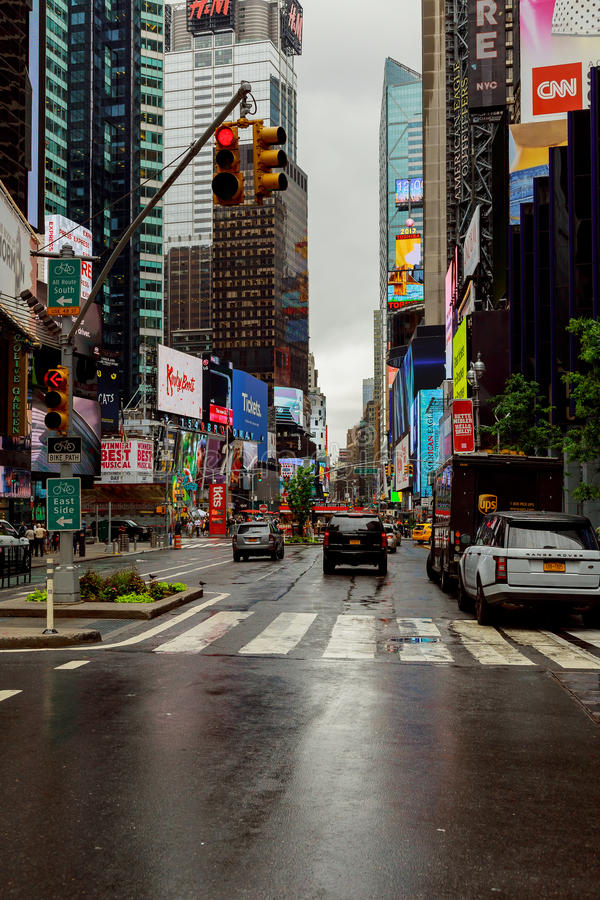 L Heure à New York : heure, JUILLET, Route, Manhattan, Heure, D'été, Grand, Urbain, Concept, Photographie, éditorial, Image