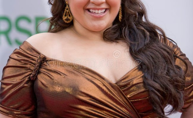 Nikki Blonsky 4 Editorial Photography Image Of Tracy