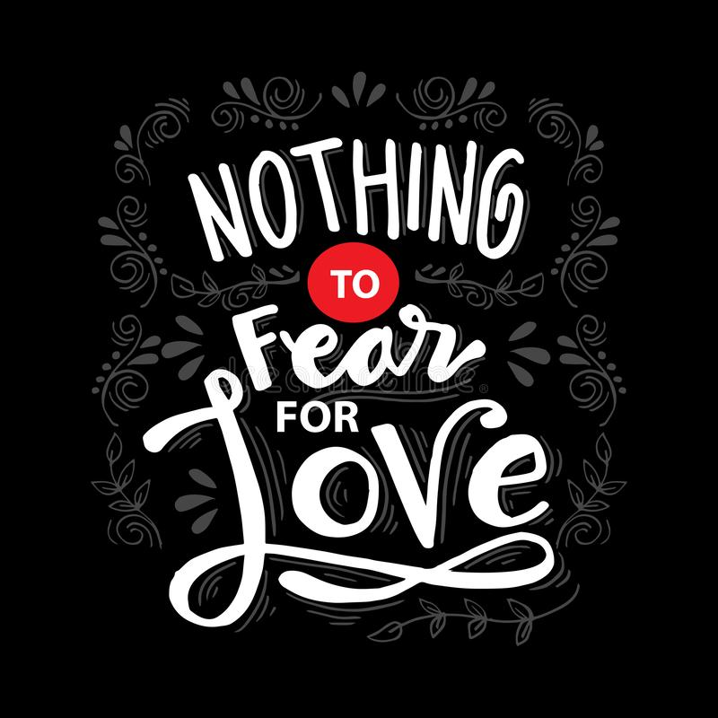 Download Fear nothing stock vector. Illustration of crest ...